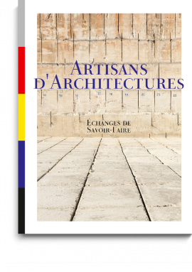 Publication Artisans d'Architectures couverture